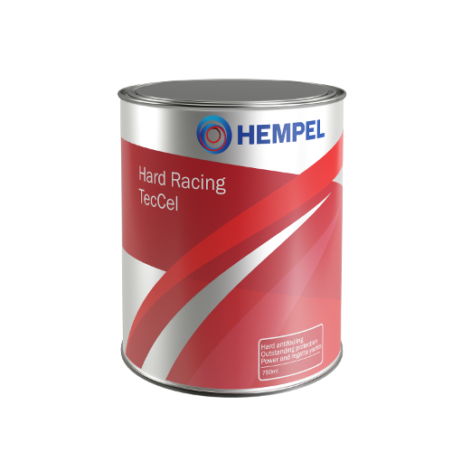 Hempel's hard racing teccel white 7688W