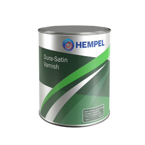 Hempel's Dura-Satin Varnish 02040