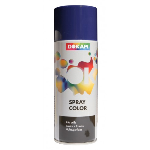 Spray Dokapi anticalórica negra